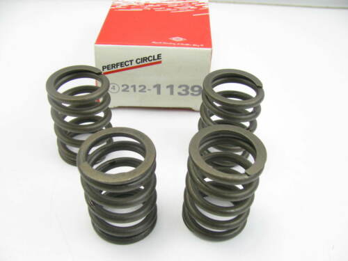 4 Perfect Circle 212-1139 Exhaust Valve Spring Fits 1967-1981 Ford 240 300
