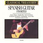 Classical Treasures: Spanish Guitar Favorites by Manitas de Plata (CD, Madacy Distribution)