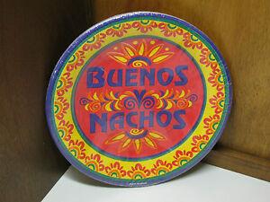 Image is loading Pam-Marker-BUENOS-NACHOS-10-7-034-Mexican- & Pam Marker BUENOS NACHOS 10-7\