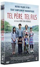 DVD *** TEL PERE, TEL FILS *** de Kore Eda Hirokazu  ( neuf emballé )