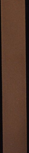 """Grosgrain 7//8/"""" w x 5 yd 14 Colors to Choose From! Flat Trim // Woven Ribbon"""