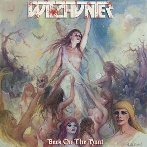 Witchunter-Back-On-The-Hunt-CD-nuevo
