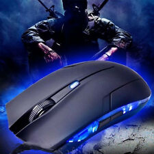 Hot Cobra Optical Mouse 1600 DPI USB Wired Gaming Mouse For PC Laptop Computer