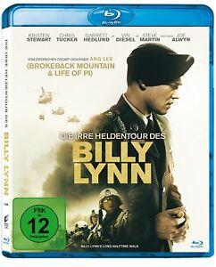 Die-irre-Heldentour-des-Billy-Lynn-Blu-ray-NEU-OVP-vom-Irakkrieg-auf-Heldentou