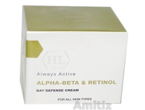 HL HOLY LAND Alpha Beta Day Defense Cream with Retinol 50ml / 1.7oz