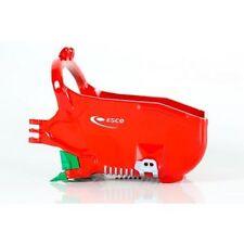 Esco 155 Cubic Yard Profill Dragline Bucket  RED - 1:50 SCALE by DRAKE ZWBR001