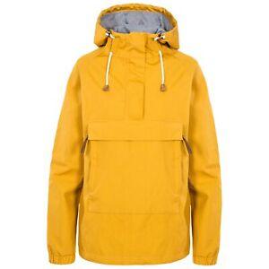 Ladies Hooded Hiking Trekking Walking Jacket Coat XS-XXL Trespass Waterproof UK