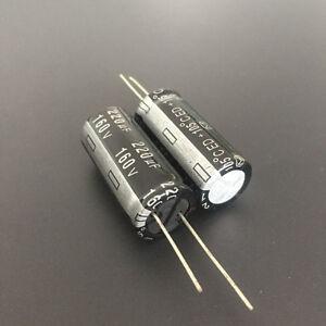 Panasonic Capacitors 330uF 160V 10Pcs