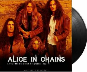 Alice in Chains – Best of Live at the Palladium   New  LP  Vinyl  in seal