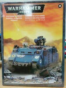 Warhammer 40k Rhino To Razor Back to Rhino Conversion Part RRR Set of 2