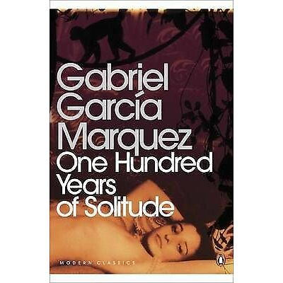 One Hundred Years of Solitude (Penguin Modern Cl, Gabriel Garcia Marquez, New
