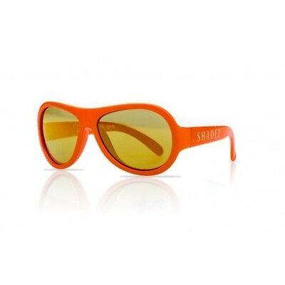 Shadez Classics Bambini Occhiali Da Sole Età 7+ - Arancione O Giallo-mostra Il Titolo Originale