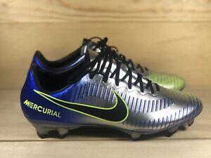 100% authentic 69bb5 7a8ff Details about Nike mercurial Vapor XI FG Neymar Jr Men's Soccer Cleats  921547 407 Size 6.5