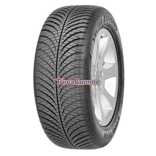 KIT 4 PZ PNEUMATICI GOMME GOODYEAR VECTOR 4 SEASONS G2 155 70 R13 75T  TL 4 STAG