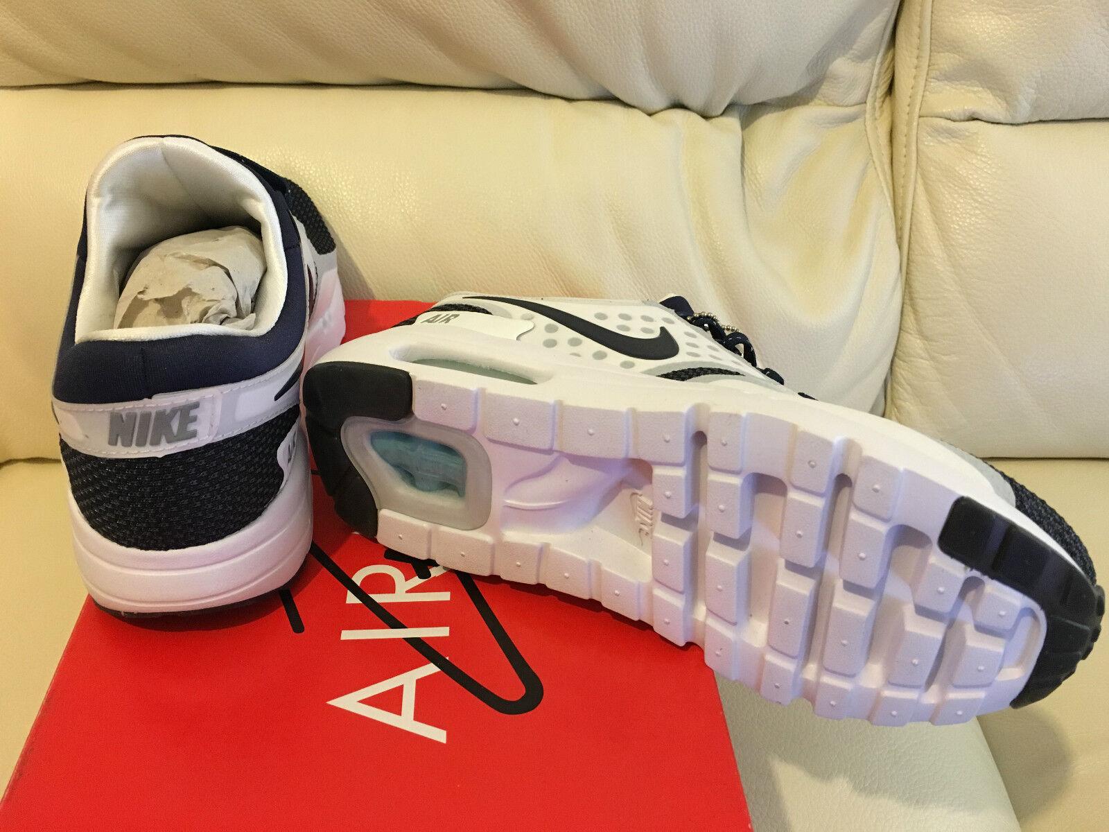 new product dde41 f20e9 ... NIKE AIR MAX ZERO Baskets Baskets Baskets Baskets Chaussures Taille  NEUF 842d39 ...