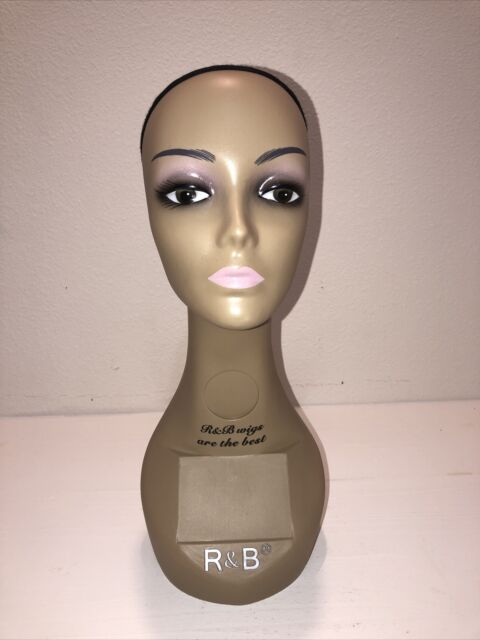 Realistic Mannequin Head For Wigs/jewelry/Hats(E&MP080N)