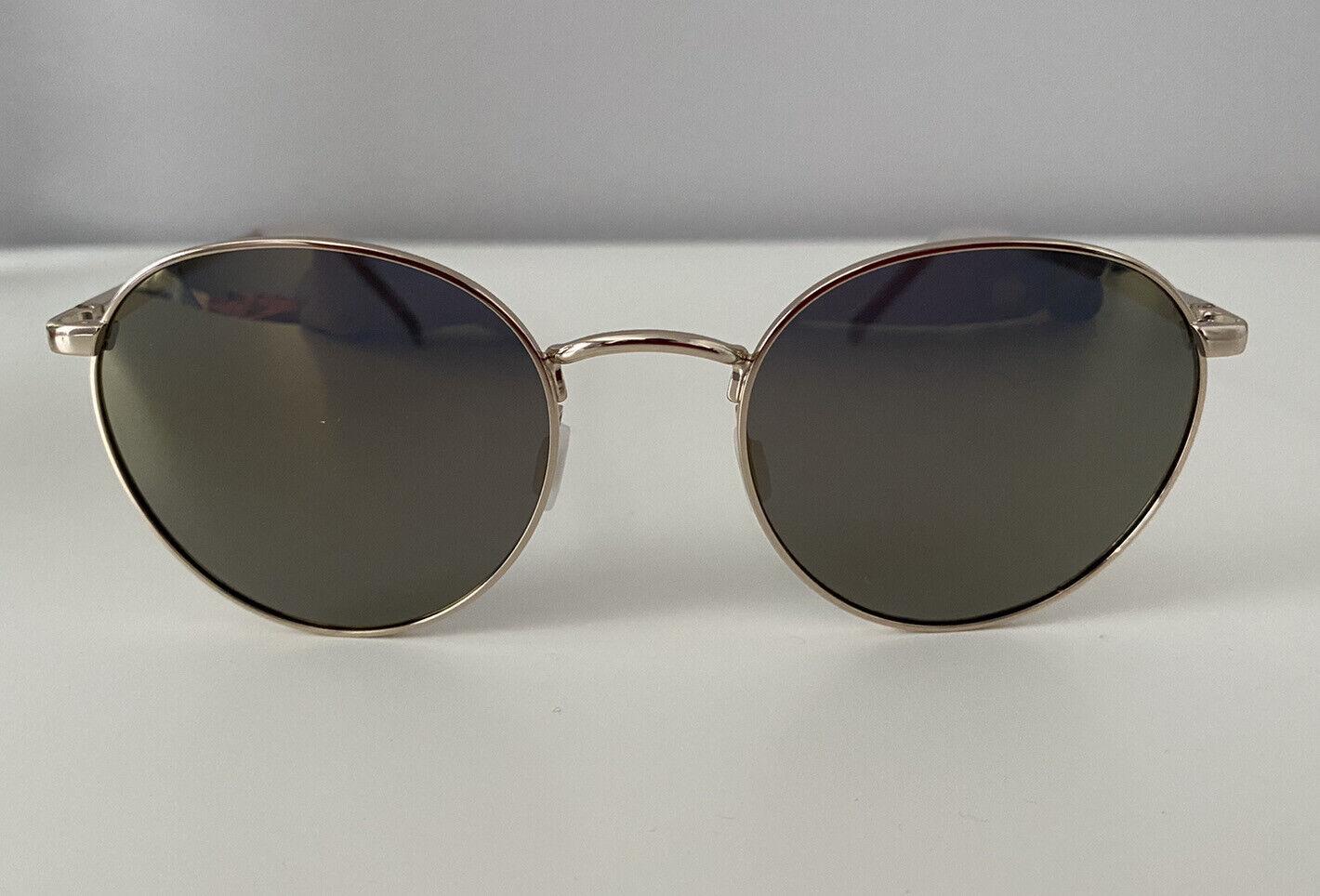 Eco By Modo Belize Gold Sunglasses