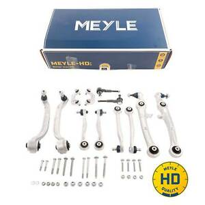 Meyle-HD-verstaerkt-Querlenker-Satz-Radaufhaengung-Vorderachse-12-tlg-Schrauben