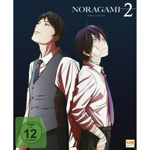 Noragami - Aragoto - Staffel 2 - Vol. 2 (Episode 7-13) - (Blu-ray) - Neu