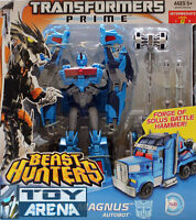 Transformers Prime Beast Hunters 005 Ultra Magnus Autobot Voyager Series 2