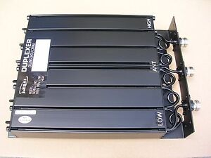 new 50w duplexer uhf 6 cavity for n connector sgq 450d ebay