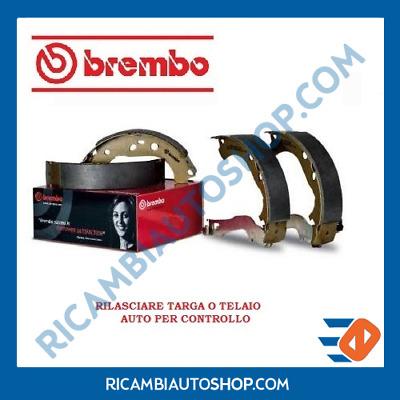 Brembo S50504 Ganasce Freno