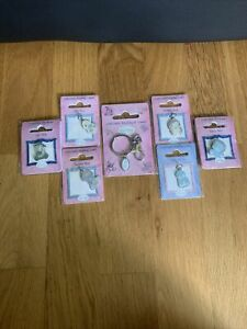 My Blue Nose Keyring + Charms + Pin Badge Collectibles  *BRAND NEW*