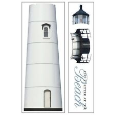 Sticky Pix Lighthouse Adhesive Wall Decor Set