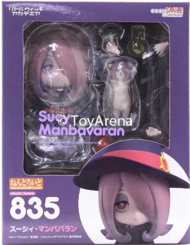 Nendoroid #835 Sucy manbavaran Little Witch Academia GSC authentique en stock USA