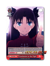 Weiss Schwarz Fate/Stay x 4 Conclusion to the Fight [FS/S36-E068 U] English