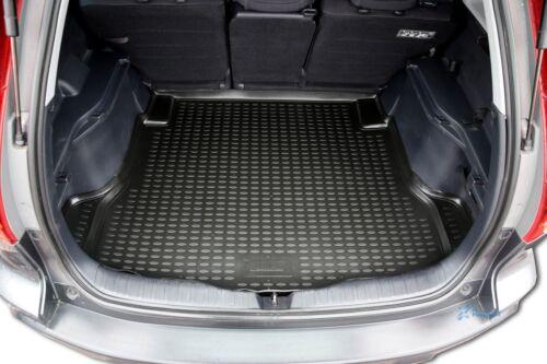 PREMIUM Antirutsch Gummi-Kofferraumwanne für Honda CR-V III 2007-12 hohes Rand