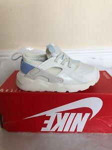 Nike Huarache Run Ultra TD White Kids