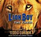 Lionboy: The Chase by Zizou Corder (CD-Audio, 2012)