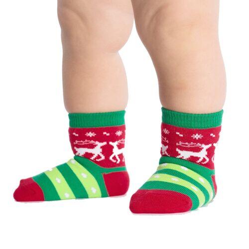 Sock It To Me E8 Baby Boy Girl Toddler Crew Socks Various Fun Designs tc