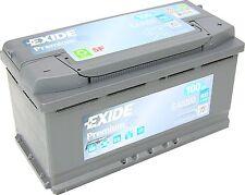 EXIDE PREMIUM Carbon Boost EA1000 100Ah Erstausrüster neuste Generation A-N