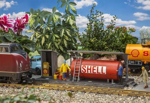 POLA 330891 Diesellok-Tankstelle    1:22,5 Neu Ovp für Gartenbahn Spur G