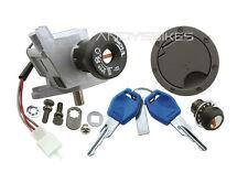 3 Wire Ignition Switch Seat Lock Set Yamaha Aerox MBK Nitro YQ 50 100 2004-2011