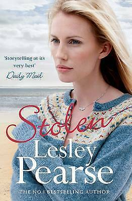 """""""AS NEW"""" Pearse, Lesley, Stolen, Hardcover Book"""