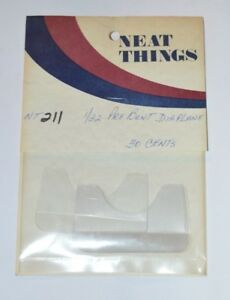 Vintage-Neat-Things-NT-22-1-32-scale-Pre-Bent-Diaplane-Vtg-6-in-a-pack