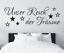 Indexbild 3 - X7046-Spruch-Unser-Reich-der-Traeume-Schlafzimmer-Sticker-Wandbild-Wandaufkleber