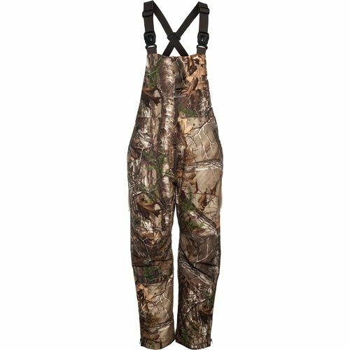 71889cf179ca5 Cabela's Herter's Insulated Hunting Real Tree Camo Bib Overalls Sz 2xl for  sale online | eBay
