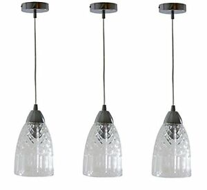 Set of 3 marco tielle cylinder crystal pendant ceiling lights w image is loading set of 3 marco tielle cylinder crystal pendant aloadofball Gallery
