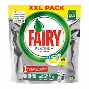 65-Fairy-Platinum-All-in-One-Soft-Pouch-Dishwasher-Lemon-Capsules