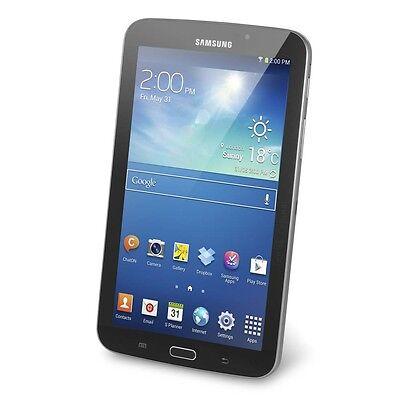 Samsung Galaxy Tab 3 7.0 16GB Wi-Fi + 4G (Sprint) Tablet SM-T217S Midnight Blue