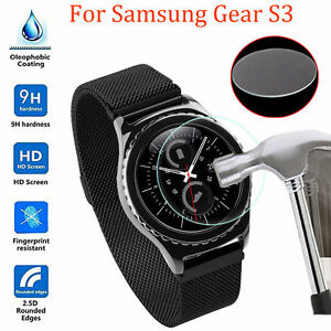 2x-Samsung-Galaxy-Gear-S3-Classic-Frontier-Tempered-Glass-LCD-Screen-Protector