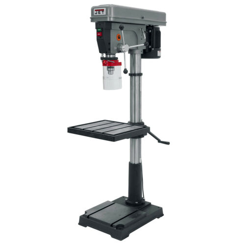 """354402 JET J-2550 20/"""" Floor Model Drill Press 115V 1PH"""