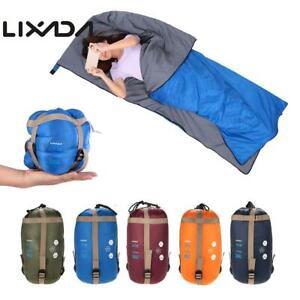 Outdoor-Single-Envelope-Sleeping-Bag-Camping-Travel-Hiking-Ultra-light-Fleabag