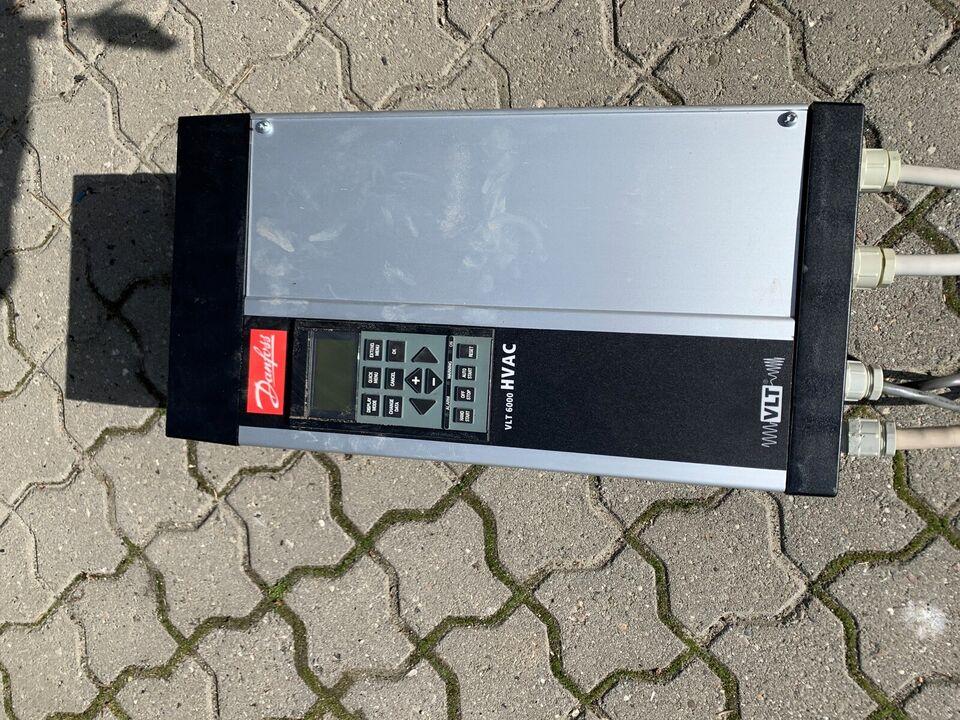 Frekvensomformer, Danfoss VLT 6000