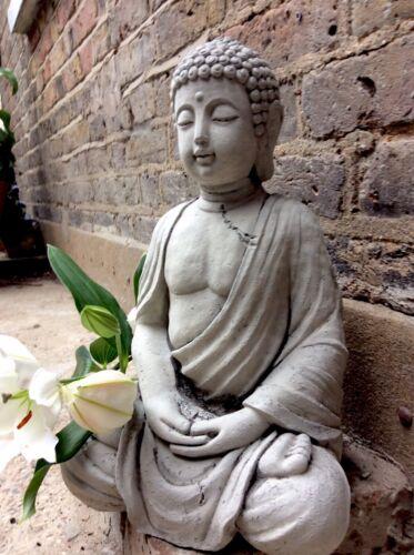 Grand Divine boudhas statue pour la maison ou jardin de la designer sius 14 kg