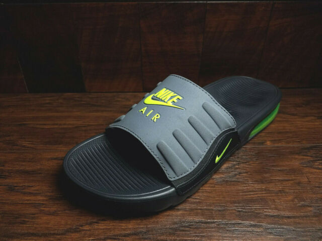 Nike Air Max Camden Slide Sandals '95 [BQ4626 001] (Anthracite Volt) Mens 8 13